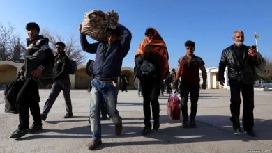 Photo of ایران و پاکستان سے بڑی تعداد میں افغان مہاجرین کی واپسی
