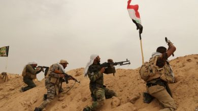 Photo of دہشت گردوں کے خلاف عراق اور شام کی فورسز کی مشترکہ کارروائی
