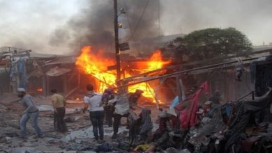 Photo of شام: حلب میں فلسطینیوں کے کیمپ پر حملہ، 10 فلسطینیوں کی شہادت
