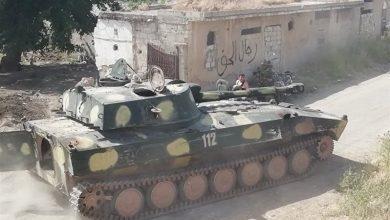 Photo of شام کے شہر حماہ میں 100 دہشتگرد ہلاک