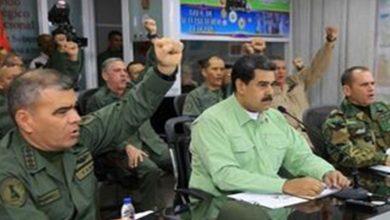 Photo of مسلح افواج کی وفاداری پر وینزوئیلا کے صدر کا خراج تحسین