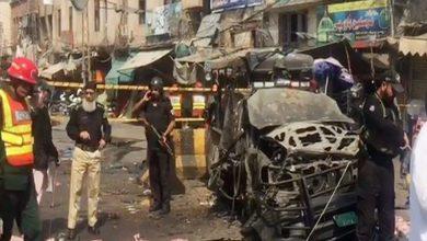 Photo of داتا دربار کے باہرخودکش دھماکہ 9 افراد جاں بحق 25 زخمی