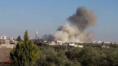 Photo of متحدہ عرب امارت کی بندرگاہ پر خوفناک دھماکہ