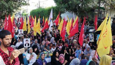 Photo of لاپتہ مسلمان افراد کے اہل خانہ کا دھرنا بدستور جاری