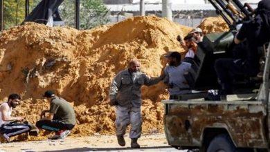 Photo of لیبیا: طرابلس کے جنوب میں شدید جھڑپیں