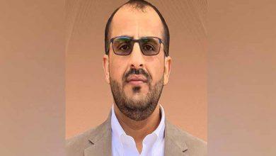 Photo of صنعا پر حملہ سعودی دشمن کی بے بسی کی علامت ہے، انصار اللہ