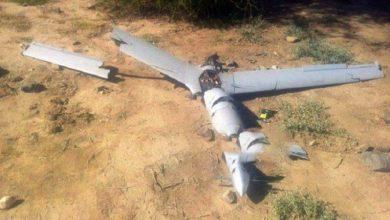Photo of شام: حماہ ہوائی اڈے کے قریب دھماکہ خیز مواد کے حامل ڈرون طیارے کی تباہی