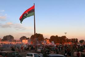 Photo of لیبیا میں سعودی عرب کی مداخلت کے خلاف مظاہرہ