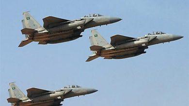 Photo of صنعا پر سعودی عرب کے جنگی طیاروں کی مجرمانہ بمباری