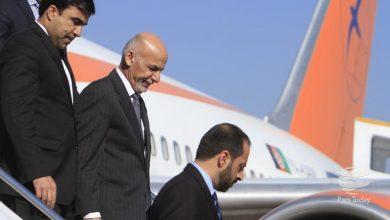 Photo of افغان صدراشرف غنی پاکستان پہنچ گئے
