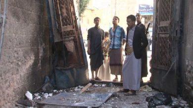 Photo of یمنی نمازیوں پر اماراتی فوج کے حملے کی مذمت