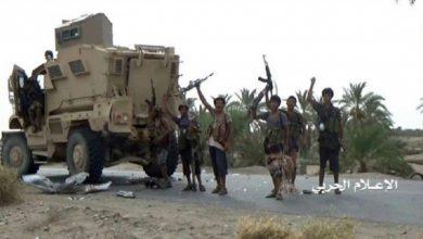 Photo of یمنی فوج کے جوابی حملے سعودی اتحاد کے دسیوں فوجی ہلاک