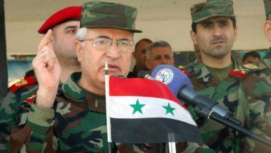 Photo of دہشت گردوں کی شکست یقینی ہے، شام کے وزیر دفاع