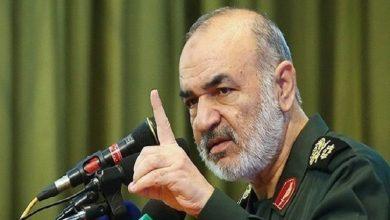 Photo of ایران کی سرحدیں ہماری ریڈ لائن ہیں، جنرل حسین سلامی