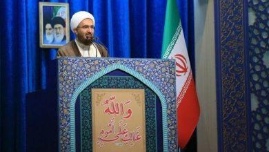 Photo of آبنائے ہرمز جارح قوتوں کادائمی قبرستان ہے، خطیب جمعہ تہران