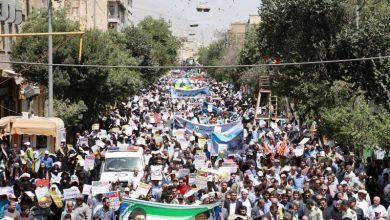 Photo of یوم قدس کے مظاہروں میں ایرانی عوام کی بھرپور شرکت کی قدردانی