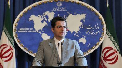 Photo of انوار قرقاش اپنی زبان بند رکھیں تو بہتر ہوگا، ترجمان ایرانی وزارت خارجہ