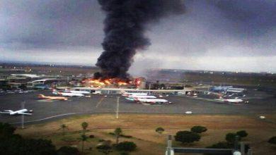 Photo of سعودی عرب کے ابہا ایرپورٹ پر یمنی فوج کا ڈرون حملہ