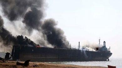 Photo of ایران نے بحیرہ عمان میں حادثے کے شکار آئل ٹینکروں کے ملاحوں کو بچالیا