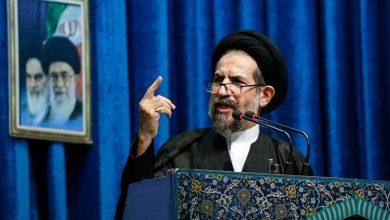 Photo of امریکی جاسوس طیارے کی تباہی ایران کی ٹھوس اسٹریٹیجی کا ثبوت ہے، خطیب جمعہ تہران