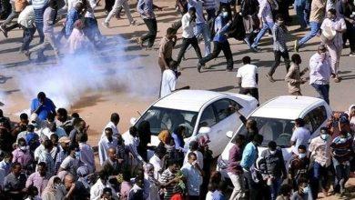 Photo of سوڈان میں مظاہرین کے خلاف آنسو گیس کا استعمال