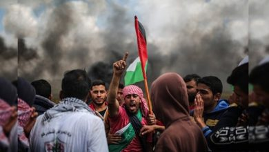 Photo of فلسطینیوں کے حق واپسی مارچ پر صیہونی فوجیوں کا حملہ