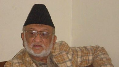 Photo of معروف عالمِ دین علامہ عباس کُمیلی سپردخاک