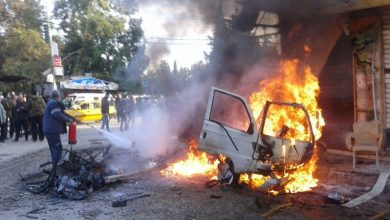 Photo of شام میں کار بم دھماکہ 30 افراد جاں بحق و زخمی