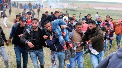 Photo of فلسطینیوں کے حق واپسی مارچ پر حملہ 49 زخمی