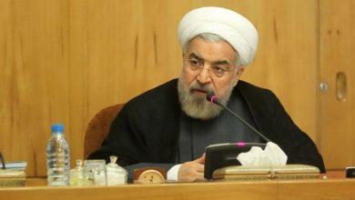 Photo of ایران علاقے میں جنگ و تشدد کے خلاف ہے، صدر مملکت
