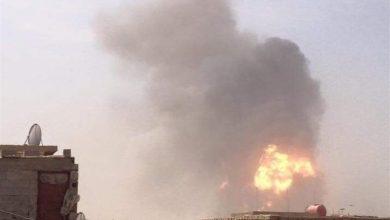 Photo of غداد میں دہشت گردانہ حملہ دسیوں نمازی شہید اور زخمی