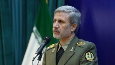 Photo of امریکی ڈرون مار گرانے سے ایرانی قوم کی عزت و وقار میں مزید اضافہ ہوا، وزیر دفاع