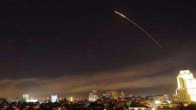 Photo of شامی فوج نے اسرائیلی میزائلوں کو مار گرایا