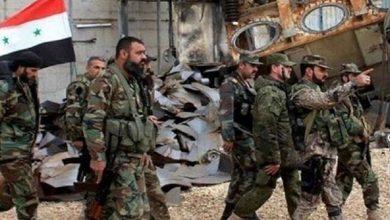 Photo of شامی فوج کی کارروائی میں دسیوں دہشت گردوں کی ہلاکت