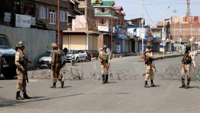 Photo of مقبوضہ کشمیر :جبر و استبداد کی بھارتی کارروائیوں کیخلاف مکمل ہڑتال
