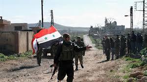 Photo of شامی فوج کے حملے میں ایک سو سے زائد دہشت گرد ہلاک