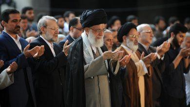 Photo of تہران میں نمازعید الفطر رہبرانقلاب اسلامی کی امامت میں