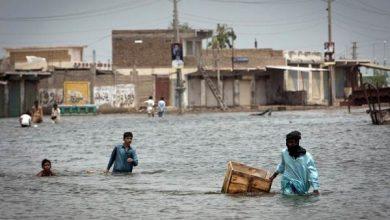 Photo of خیبر پختونخوا میں سیلاب کی وجہ سے 5 افراد ہلاک