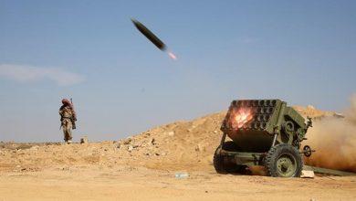 Photo of نجران میں فوجی ٹھکانوں پر یمنی فوج کا میزائل حملہ