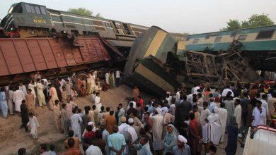 Photo of پاکستان: مسافر ٹرین اور مال گاڑی میں تصادم 70 سے زائد جاں بحق و زخمی