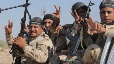 Photo of عراق میں دہشت گردوں کے خفیہ ٹھکانے پر حشدالشعبی کا حملہ