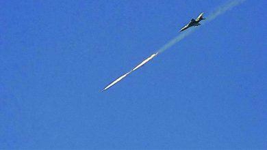 Photo of شام میں دہشتگردوں کے ٹھکانوں پر حملے