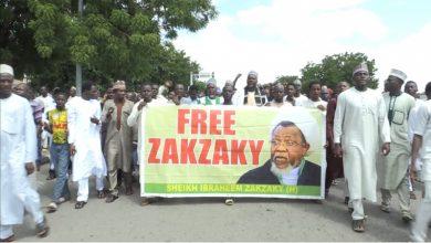 Photo of پاکستان میں شیخ زکزکی کی رہائی کیلئے مظاہرے