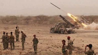 Photo of سعودی اتحاد کے فوجی ٹھکانوں پر یمنی فوج کے حملے