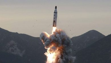 Photo of شمالی کوریا نے کیا طاقت کا مظاہرہ، ایک اور میزائلی تجربہ