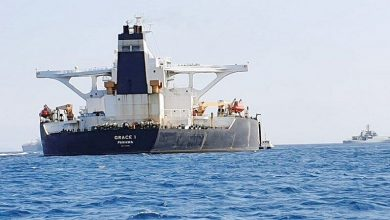Photo of ایرانی تیل بردار بحری جہاز کا ناخدا گرفتار