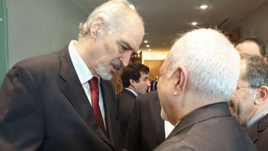Photo of نیویارک میں ایرانی وزیر خارجہ سے شامی مندوب کی ملاقات