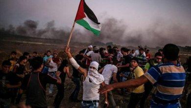 Photo of فلسطینیوں کے حق واپسی مارچ پر حملہ، 55 زخمی