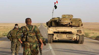 Photo of شام اور عراق کے سرحدی علاقوں میں دہشت گردوں کے خلاف آپریشن شروع
