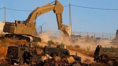 Photo of فلسطینی مکانات پر صیہونی آفت ۔
